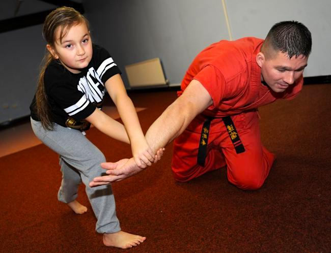 Self Defense For Kids: Choosing The Right Program